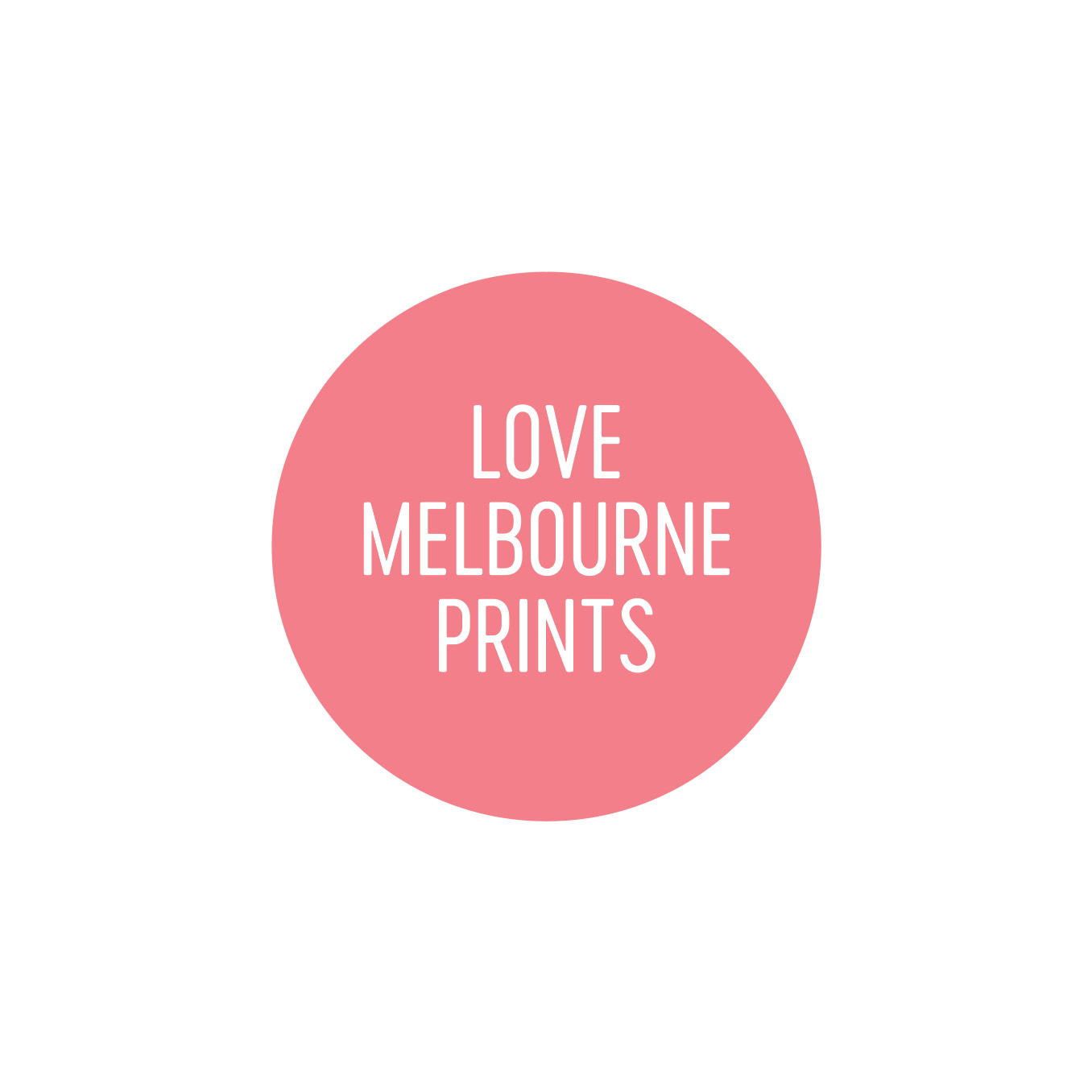 Love Melbourne Prints