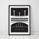 Melbourne Cricket Ground (MCG) Print